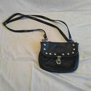 Handbags - Leather crossbody
